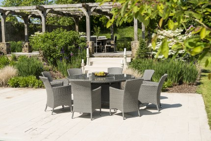 Alexander Rose 6 Seat Set | End of Season Furniture Sale