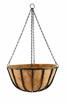 Gardman  Blacksmith Metal Basket 16 in
