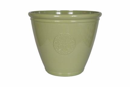Eden Emblem Planter Green 45cm