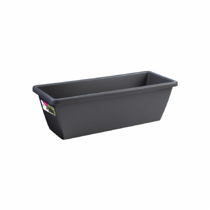 Elho Barcelona Trough 90cm Anthracite