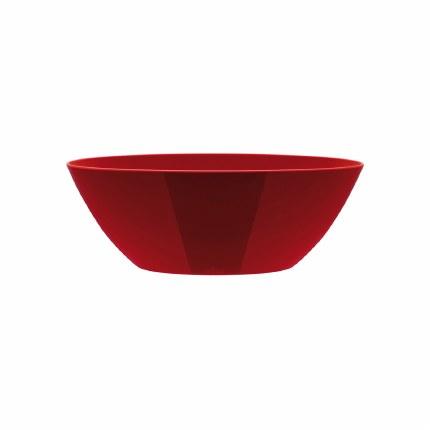 Elho Brussels Diamond Oval 36cm Lovely Red