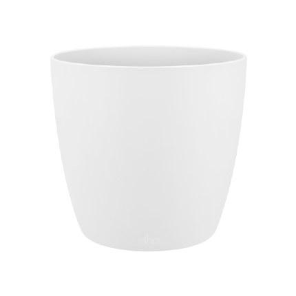 Elho Brussels Round Mini 12.5cm White