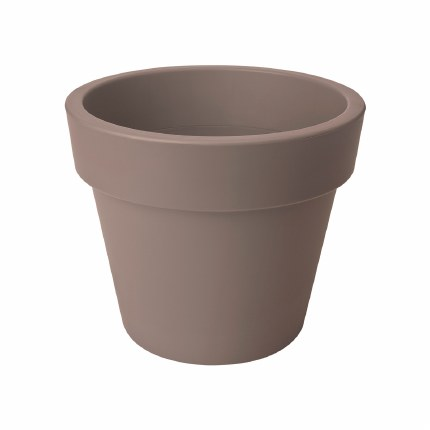 Elho Green Basics Top Planter 47cm Taupe