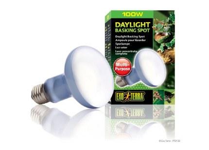 Exo Terra Sun Glo Daylight Basking Light Reptile Bulb100w