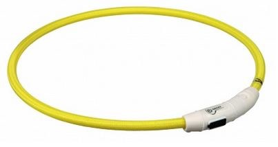 Flashlight Ring USB Extra Small-Small Yellow