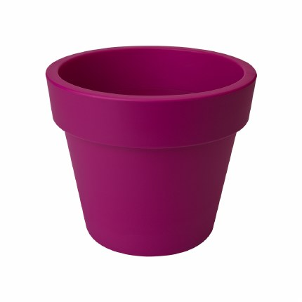 Elho Green Basics Top planter 40cm Cherry Colour