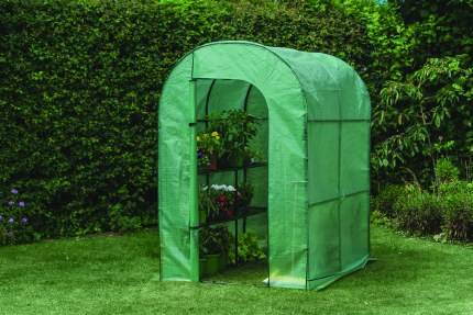 Growhouse Walk In Arc Portable Greenhouse