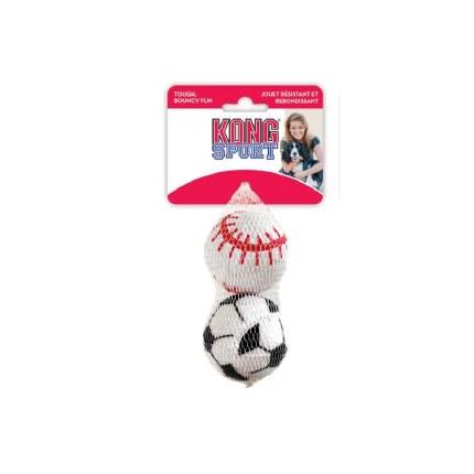 Kong Sports Ball Large 2 pack