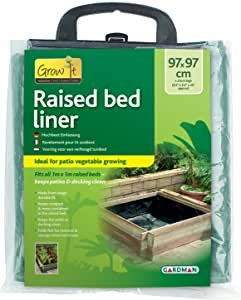 Gardman Grow It Raised Bed Liner