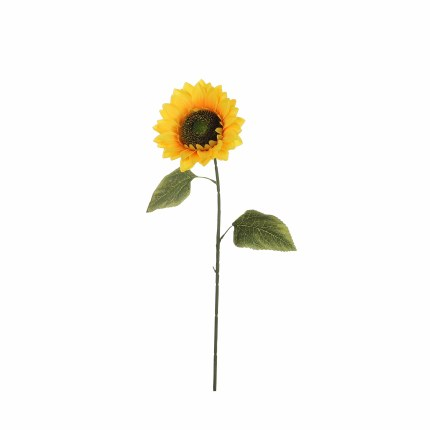 Single Stem Sunflower 72cm Newlands