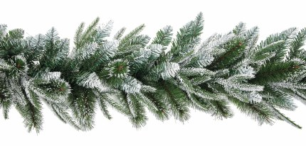 6 Foot Fairmont Artificial Christmas Garland