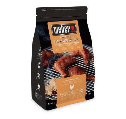 Weber Smoking Poultry Blend 0.7kg