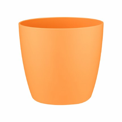 Elho Brussels Round Mini 9.5cm Sunrise Orange