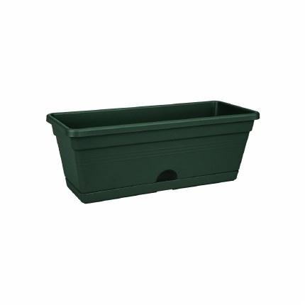 Elho Green Basics Trough Mini 30cm Leaf Green