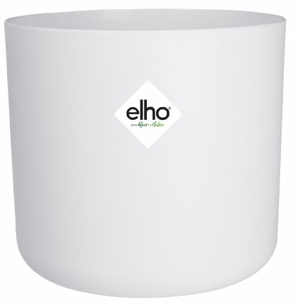 Elho B.For Soft Round 16cm White