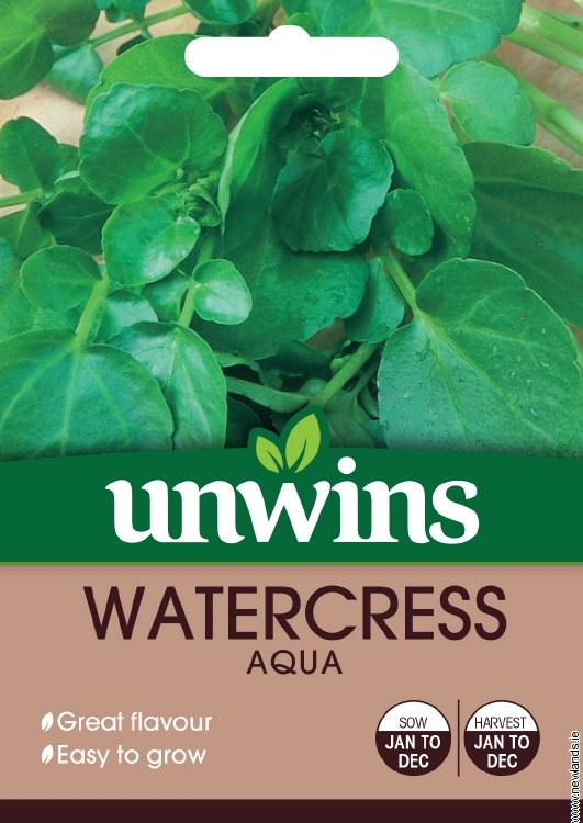 Unwins Watercress Aqua