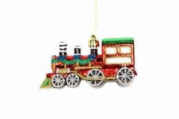 Christmas Decoration Train 13cm