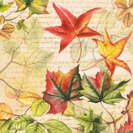 Napkin 33cm Autumn Time