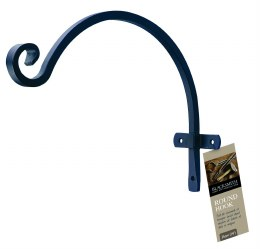 Gardman  Black Round Hook 16 in