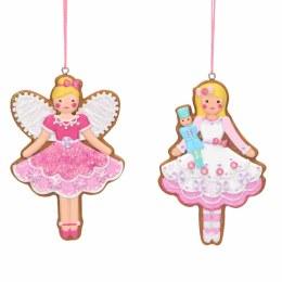 Christmas Decoration Gingerbread Fairy 9cm