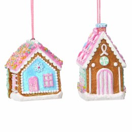 Christmas Decoration Gingerbread House 6cm