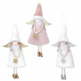 Christmas Decoration Fabric Fairy 22cm