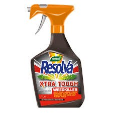 Resolva Xtra Tough Weedkiller 1Ltr