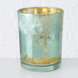 Christmas Candle Holder Windlight 12cm
