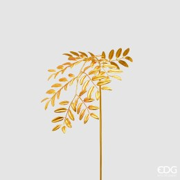 Artificial Acacia branch gold Height: 75cm