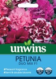Petunia Duo Mixed F1