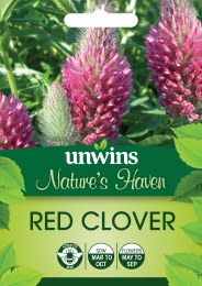 Natures Haven - Red Clover