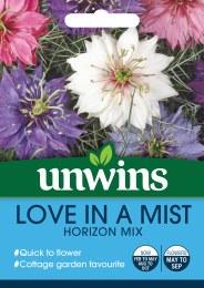Love In A Mist Horizon Mix