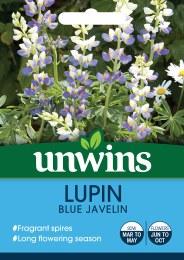 Lupin Blue Javelin