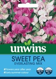 Sweet Pea Everlasting Mix