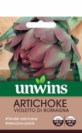 Artichoke Violetto di Romagna