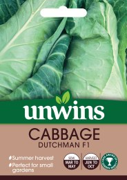 Cabbage (Pointed) Dutchman F1