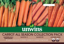 Carrot All Season Collection Pack