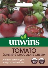 Tomato Cherry Chocolate Cherry