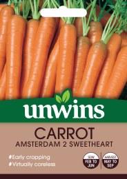 Carrot Amsterdam 2 Sweetheart