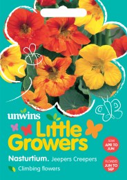 Little Growers Nasturtium Jeepers Creepers