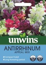 Antirrhinum Appeal Mix