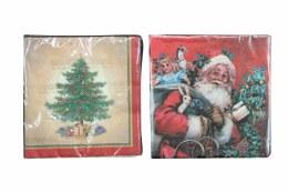 Christmas Napkins Nostalgia