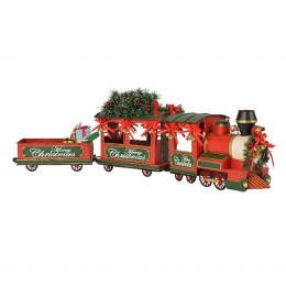 Christmas Train Ornament 92cm x 16cm x 30cm