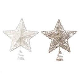 Christmas Tree Topper Iron Star 25cm