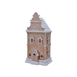 Christmas Gingerbread House 14 x 17 x 24cm
