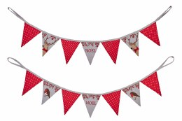 Christmas Berry Bunting 124.5x14.7cm