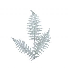 Christmas Fern Leaf Spray 80cm