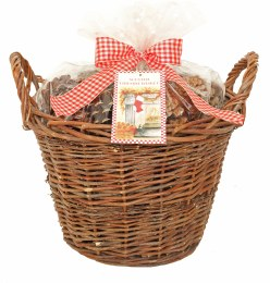 Scented Fireside Basket