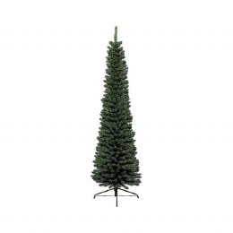Christmas Pencil Pine Tree Slim 10 Foot