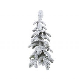 Christmas Snowy Alpine Tree 75cm Tall